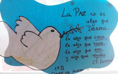 Protegido: Día de la PAZ en clase de Andrea