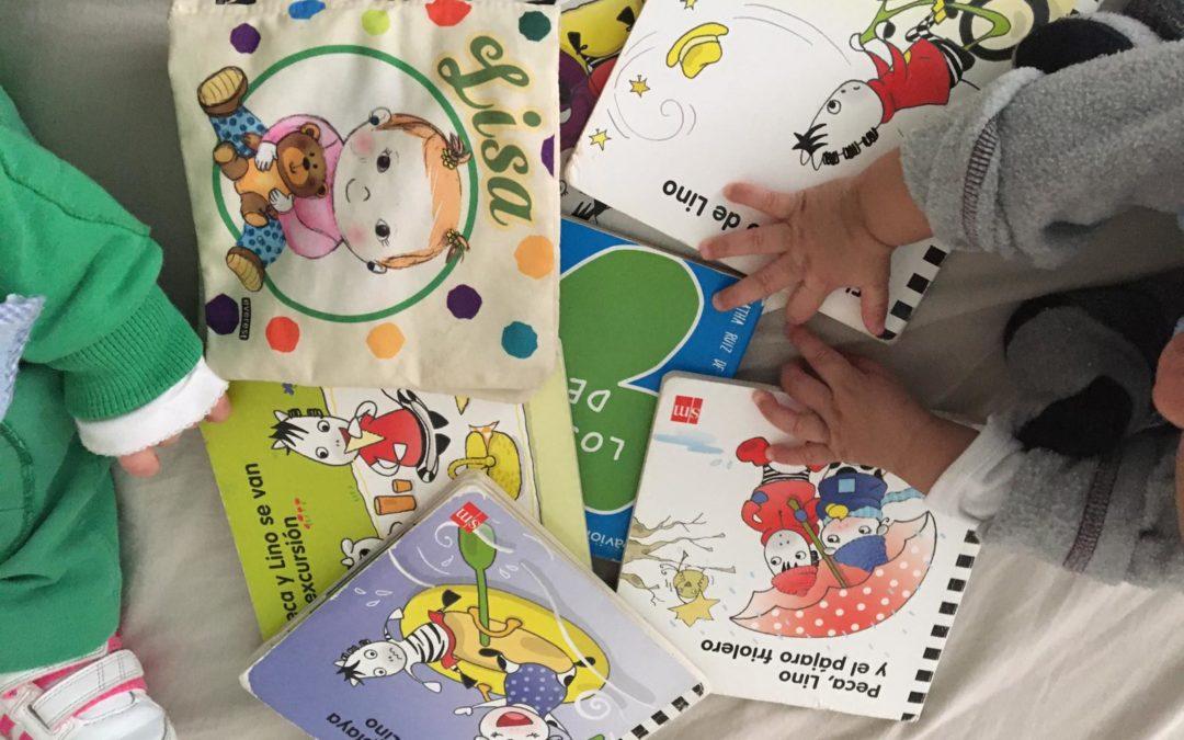 Protegido: Bebés lectores en clase de Irene