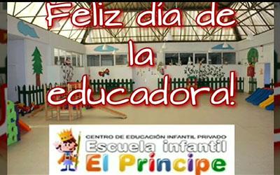 21 de abril, día del Educador Infantil